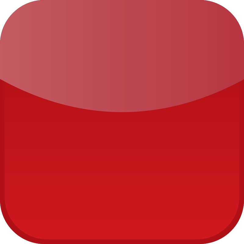 free vector Red icon