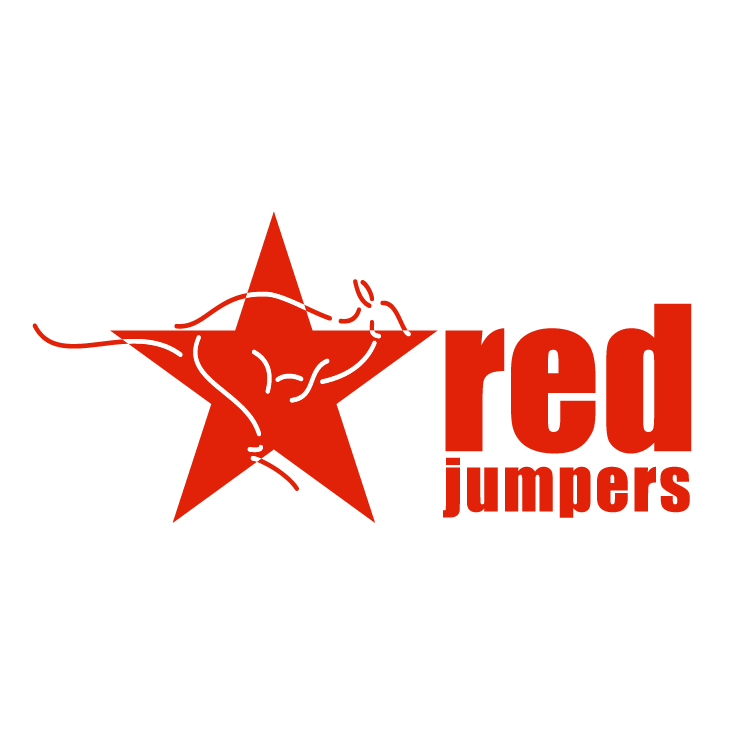 free vector Red jumpers