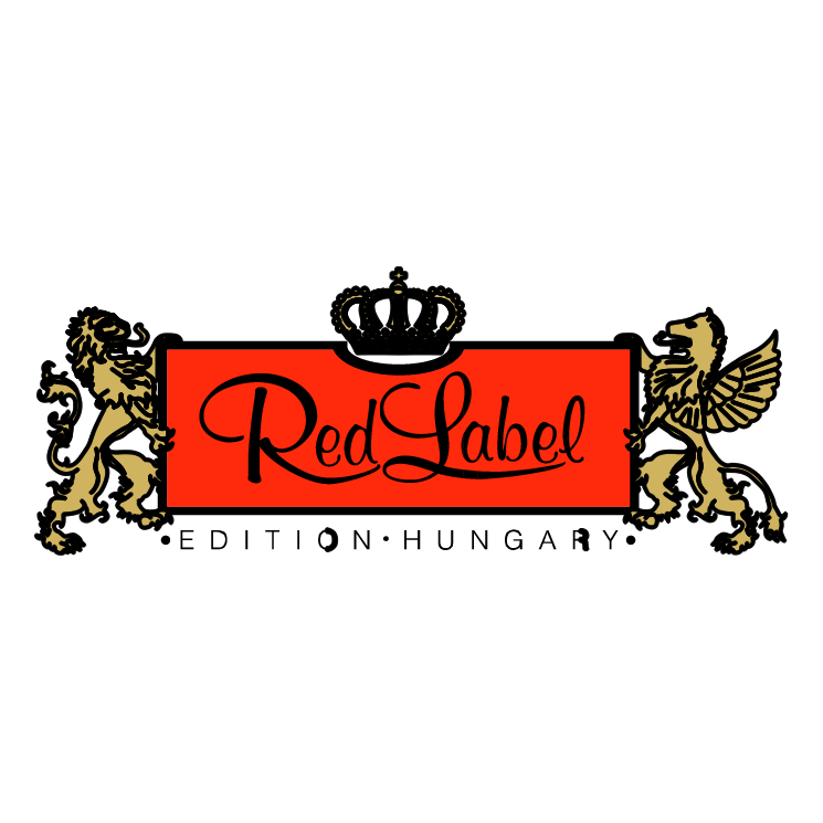 free vector Red label edition