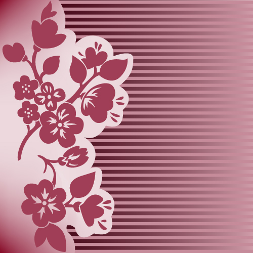 free vector Red pattern background 02 vector