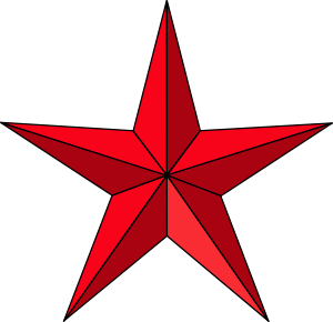 red star clip art free vector 4vector rh 4vector com red shooting star clip art red star clipart background