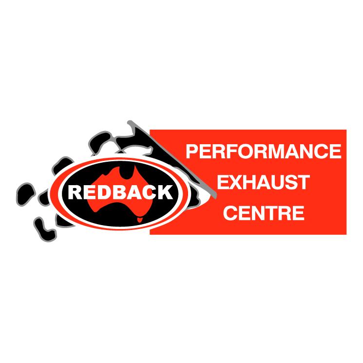 free vector Redback exhaust