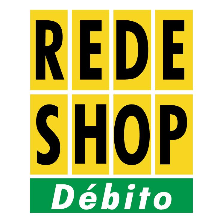 free vector Rede shop debito