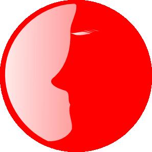 free vector Redhead clip art