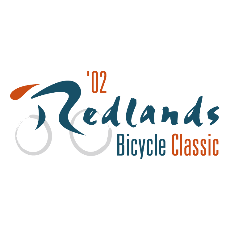 free vector Redlands bicycle classic
