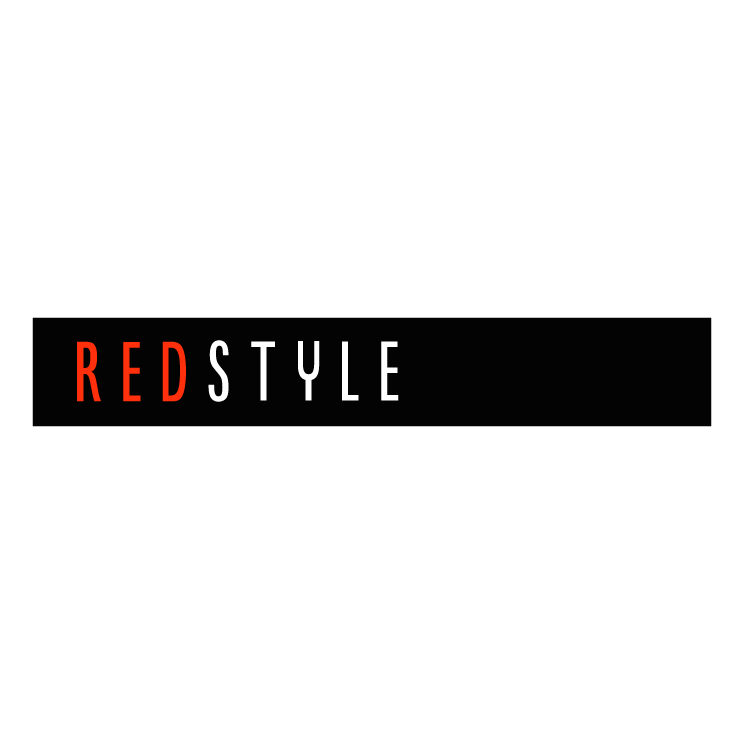 free vector Redstyle