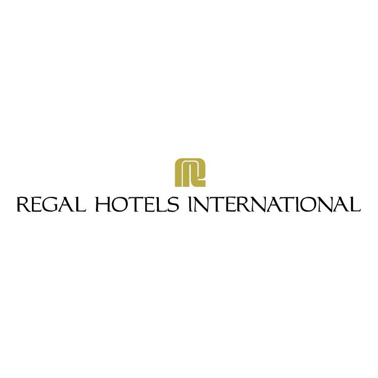 free vector Regal hotel international