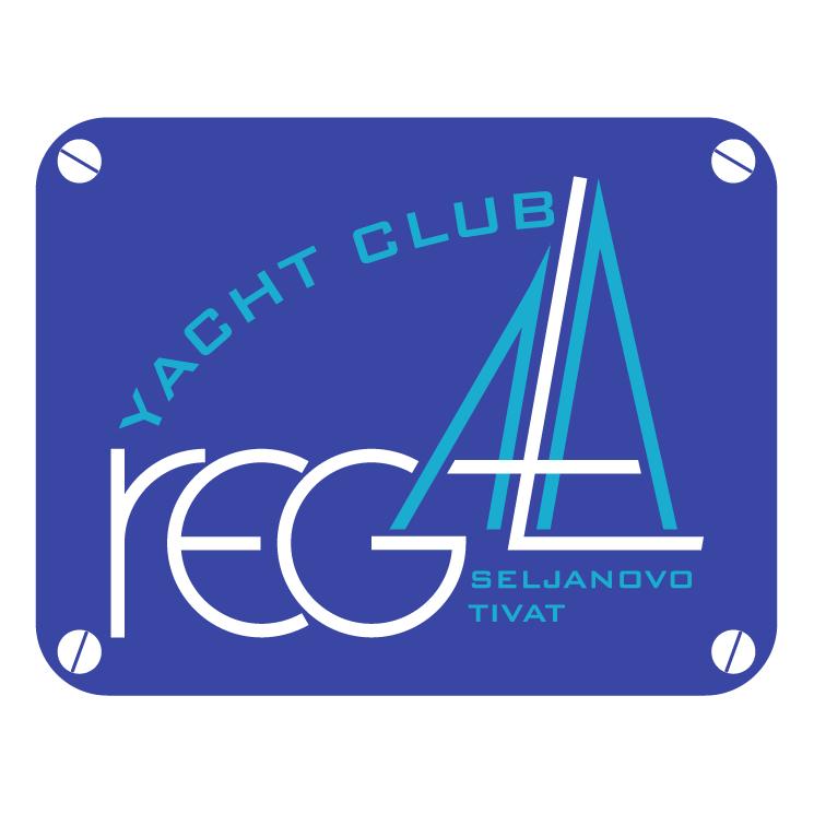 free vector Regata yacht club