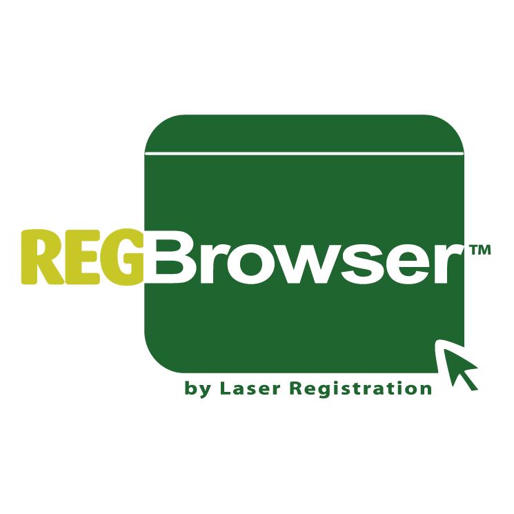 free vector Regbrowser