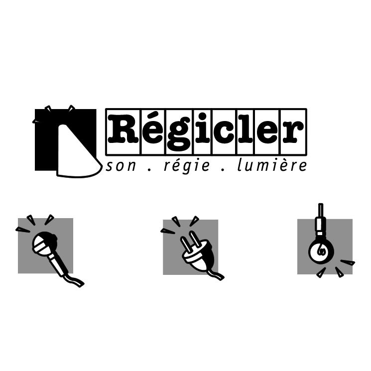 free vector Regicler