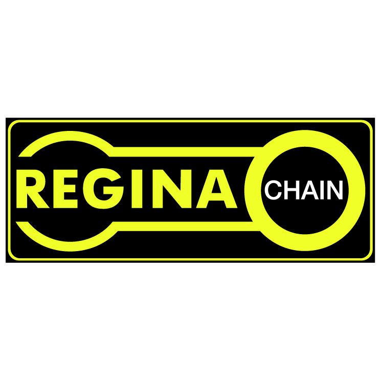 free vector Regina chain