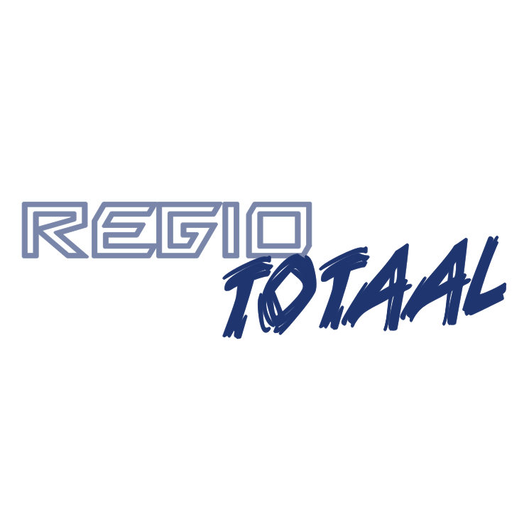 free vector Regio totaal