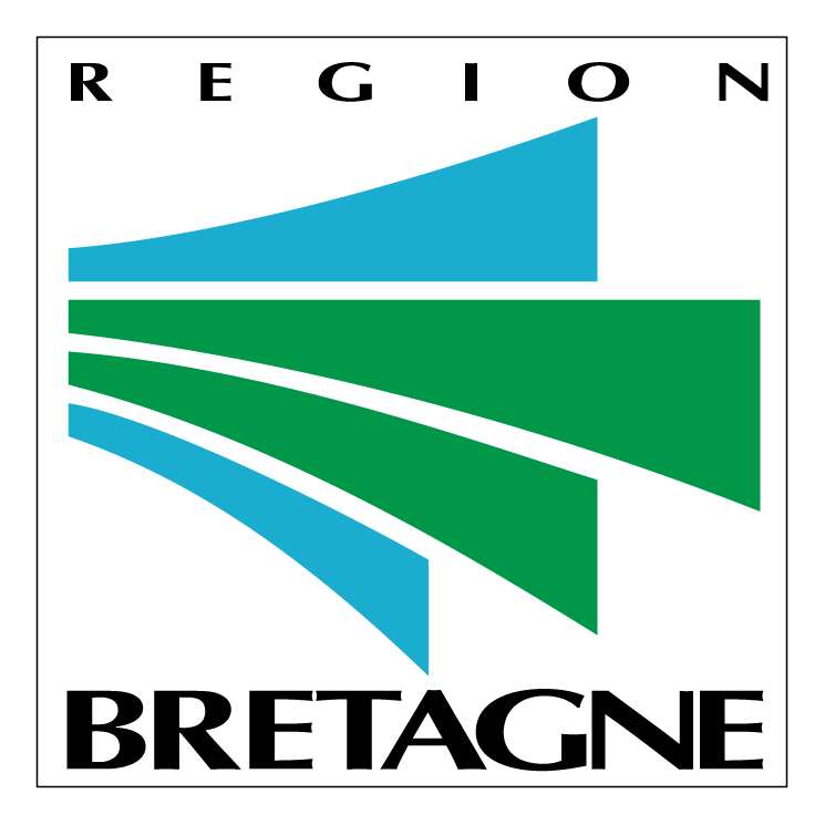 free vector Region bretagne conseil regional 0