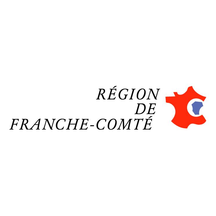 free vector Region de franche comte