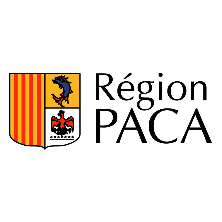 free vector Region paca 1
