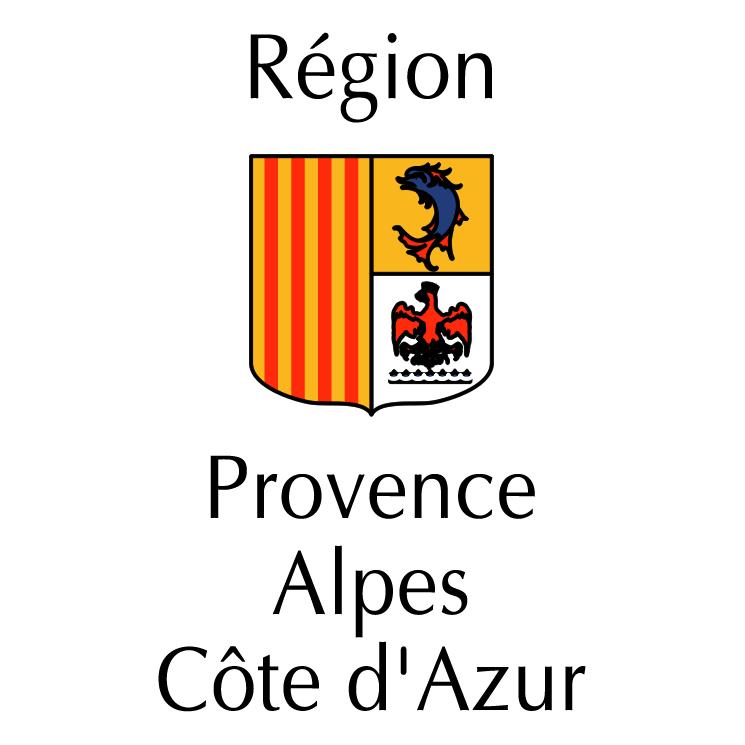 free vector Region paca 2