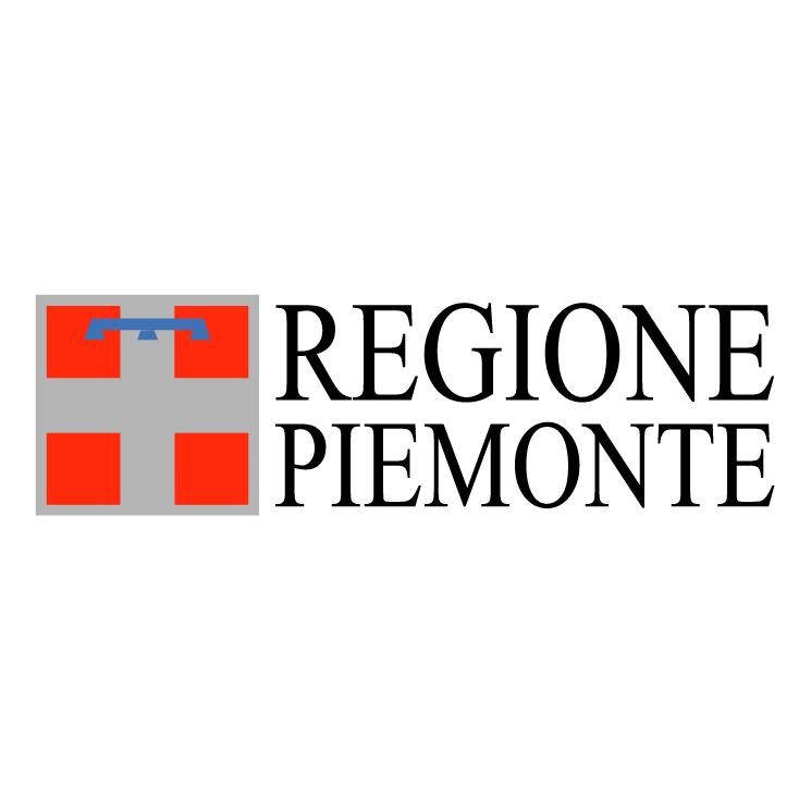 free vector Regione piemonte