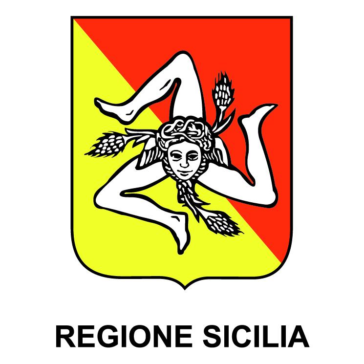 free vector Regione sicilia