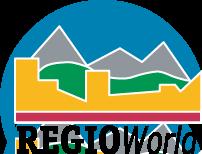 free vector REGIOWorld logo
