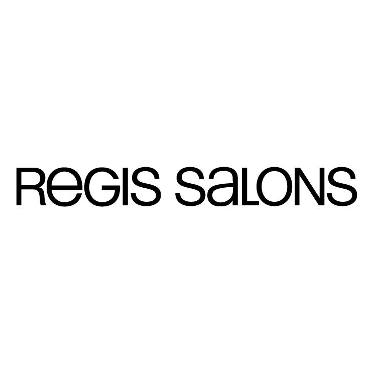 free vector Regis salons