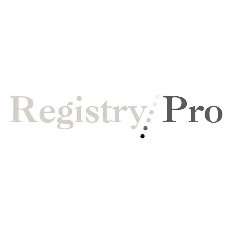 free vector Registrypro