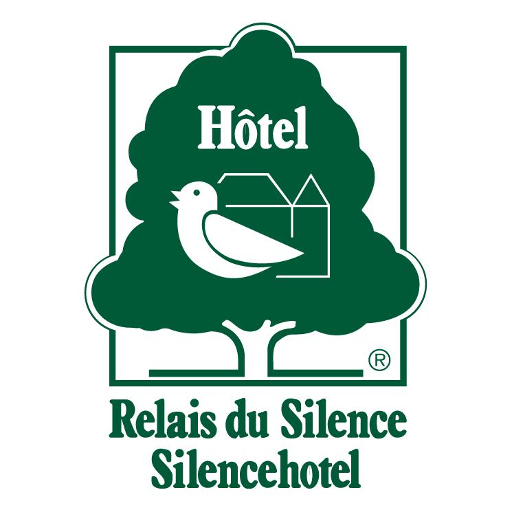 free vector Relais du silence silencehotel