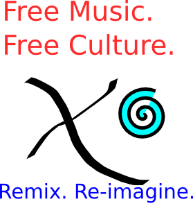 free vector Remix Music clip art