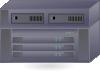 free vector Remote Access Server Ras clip art
