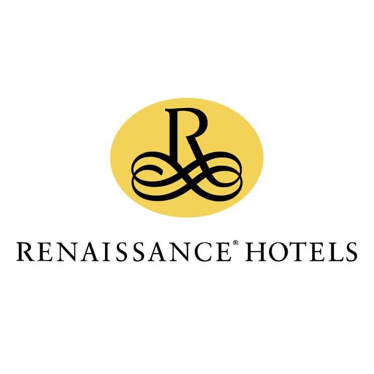 free vector Renaissance hotels