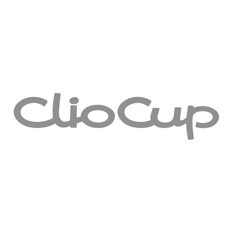free vector Renault clio cup