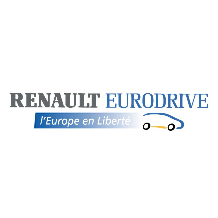 free vector Renault eurodrive