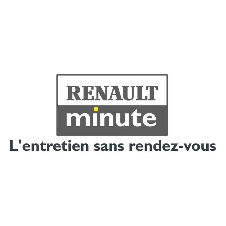 free vector Renault minute