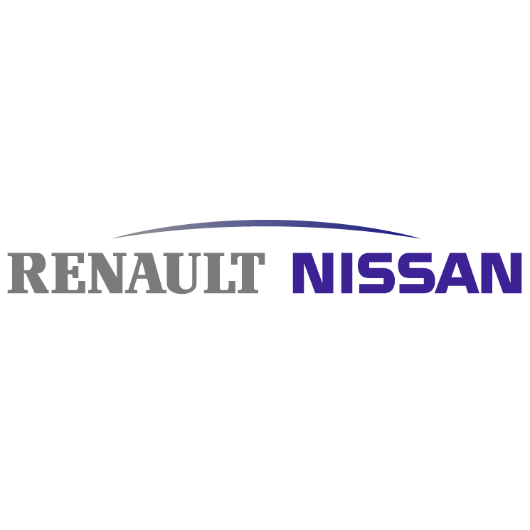 free vector Renault nissan