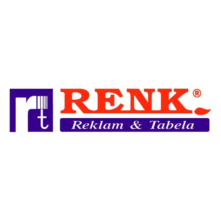 free vector Renk