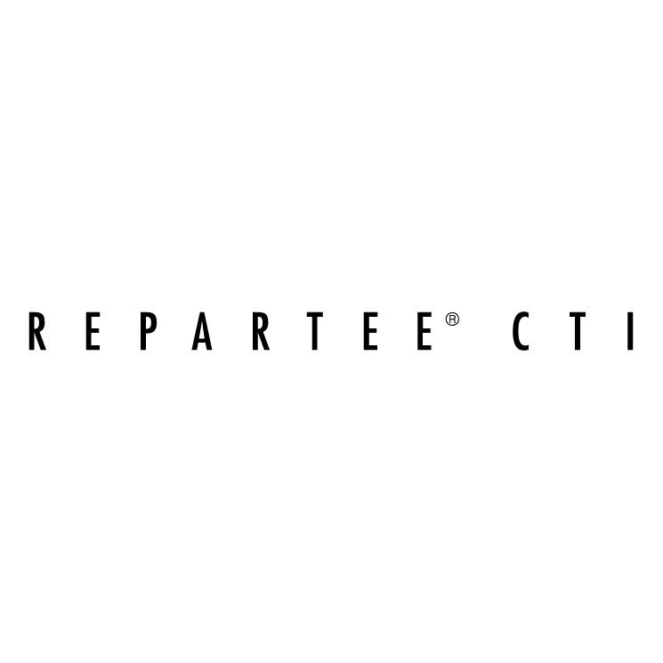 free vector Repartee cti