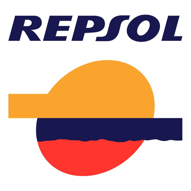 free vector Repsol 1