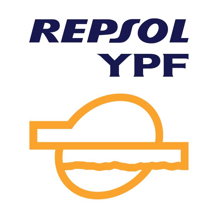 free vector Repsol ypf