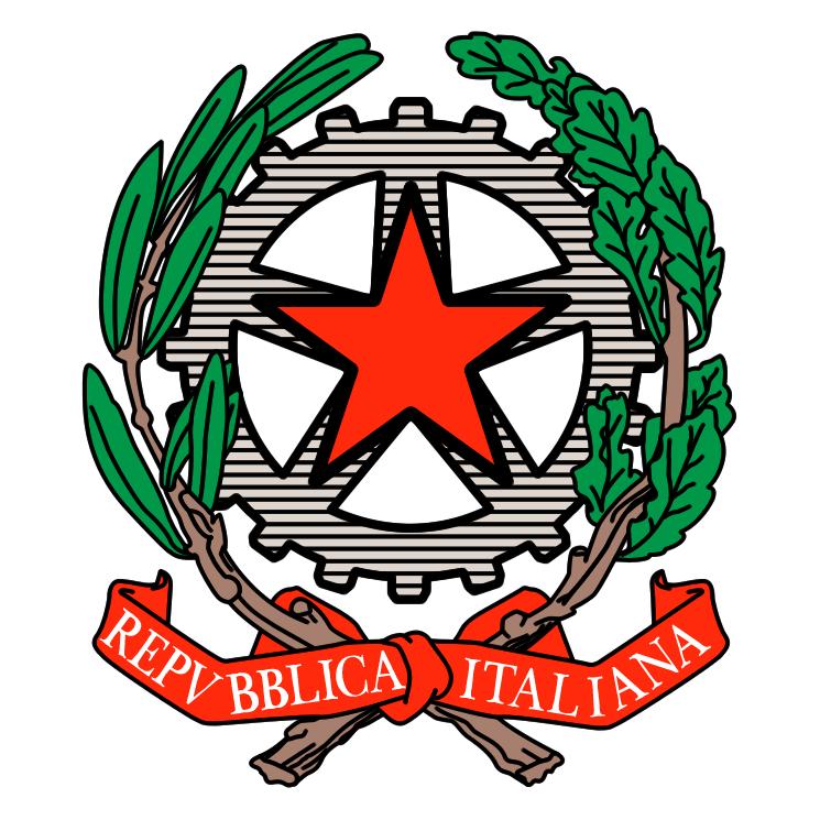 free vector Repubblica italiana 0