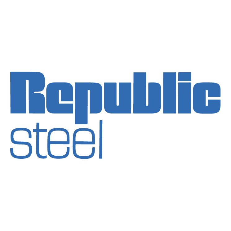 free vector Republic steel 0