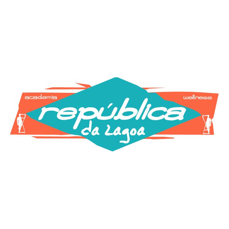 free vector Republica da lagoa