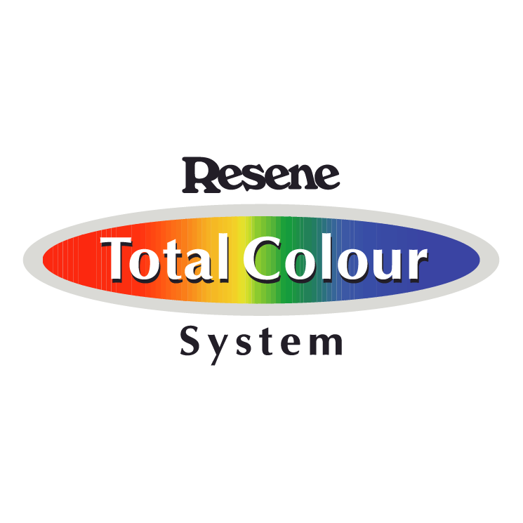 free vector Resene total colour system