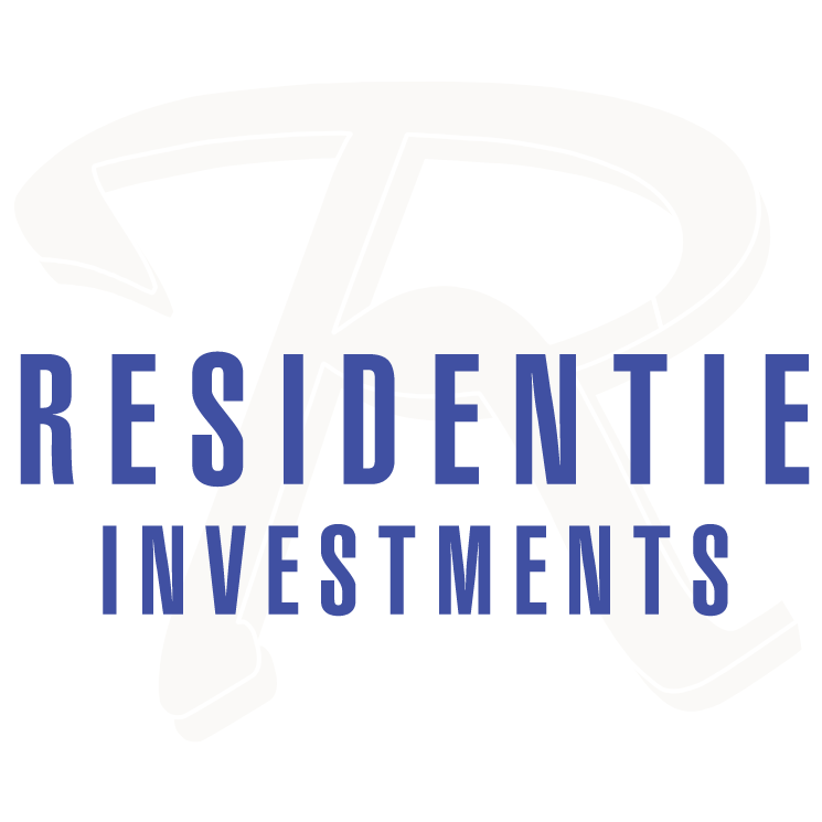 free vector Residentie investments
