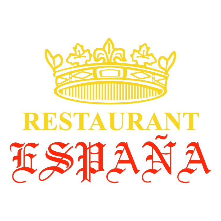 free vector Restaurant espana