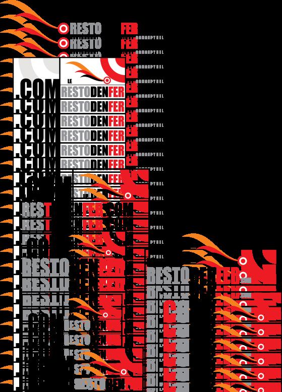free vector Restodenfer logos