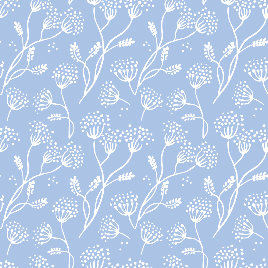 free vector Retro floral pattern 01 vector