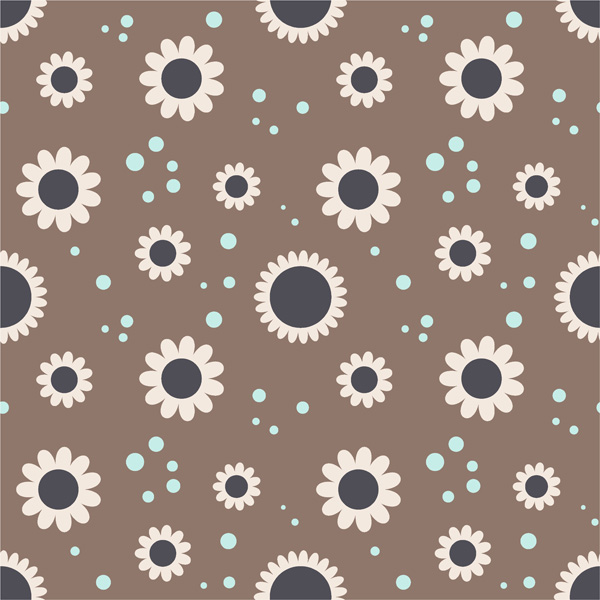 free vector Retro pattern background vector