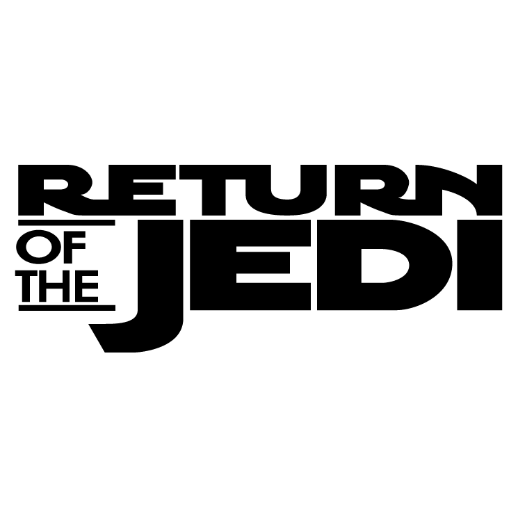 free vector Return of the jedi