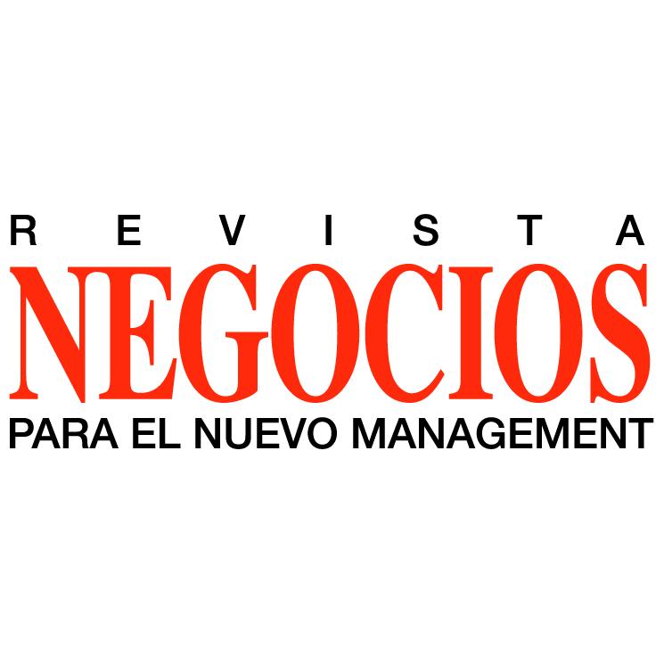 free vector Revista negocios