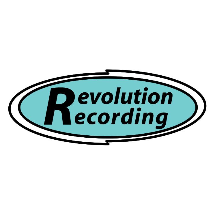 free vector Revolution recording