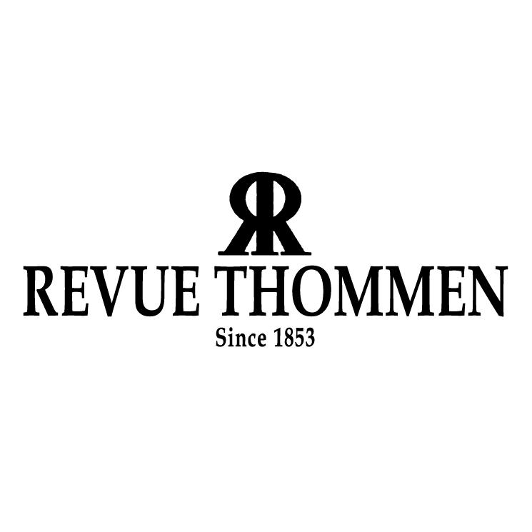 free vector Revue thommen 0